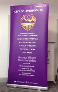 Club ethos and badge. Pic by Leigh Kimmins © JMU Journalism