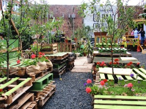 An Urban Orchard in Liverpool © Engage Bluegreen Liverpool