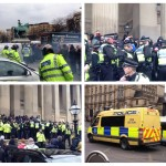 North West Infidels demonstration in Liverpool. Pics by Leigh Kimmins © JMU Journalism
