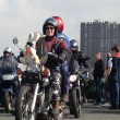 The Wirral Easter Egg Run tradition was kept alive as bikers gathered in their numbers to raise charity cash.