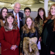 Channel 4 news anchor Jon Snow talks to JMU Journalism about Tate Liverpool's Art Gym and the media industry.