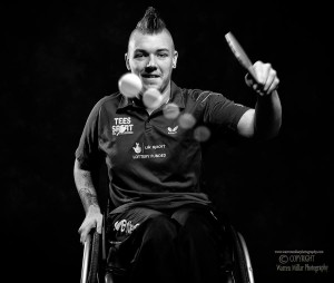 Jack will be heading to Rio this September © Warren Millar photography