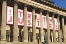 A crowdfunding page has been set up to help five Hillsborough families after they have been ordered to pay £28,000 court fees.