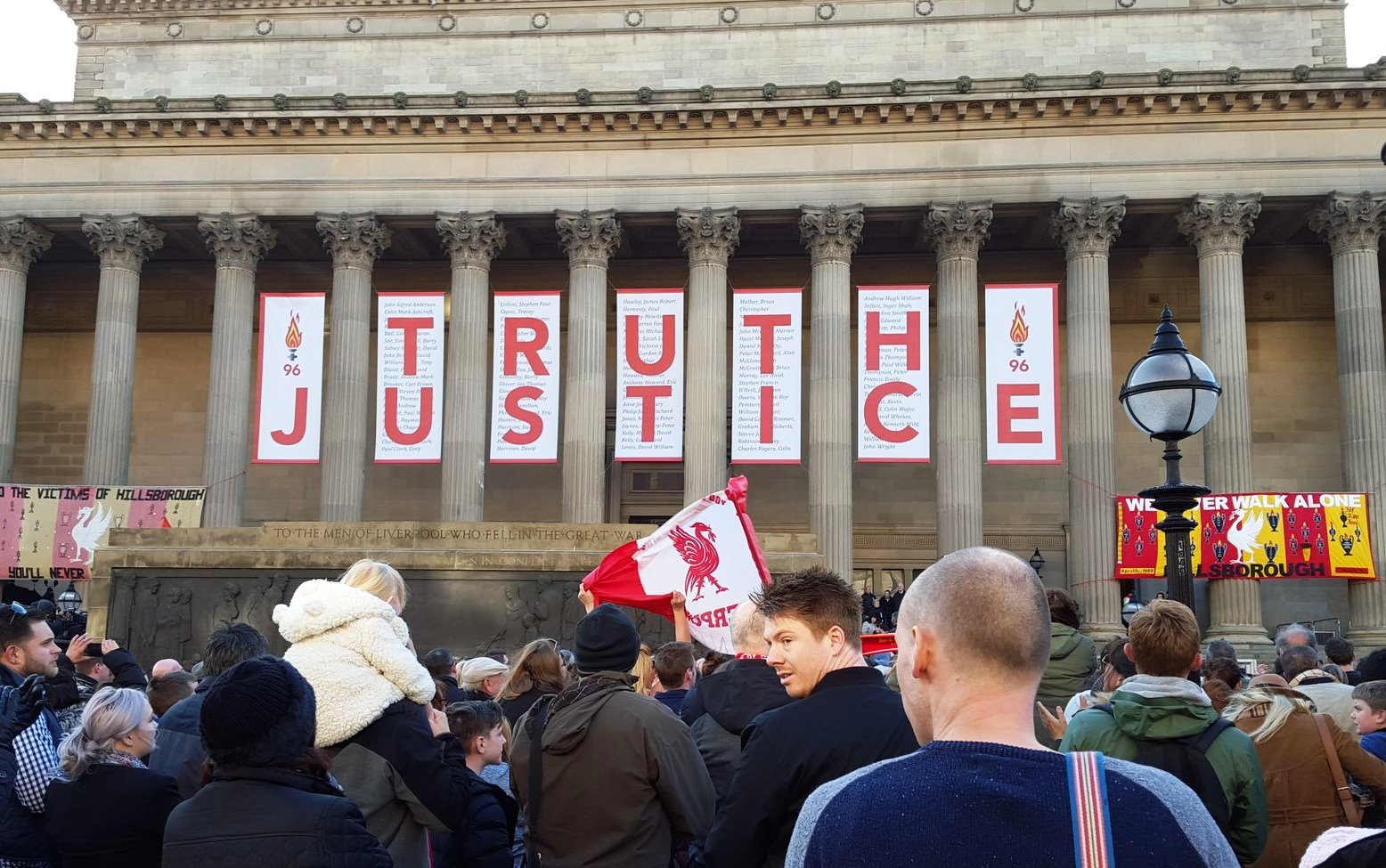 Prosecutors to decide on Hillsborough charges