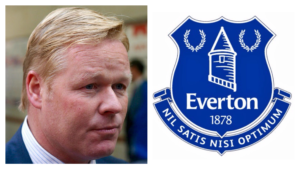 Ronald Koeman is the new Everton manager. Pic © Paul Blank Wikimedia Commons