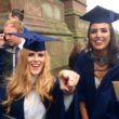 The JMU Journalism Class of 2016 graduated with honours in a ceremony at Liverpool's Anglican Cathedral.