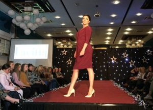 Liverpool Fashion Week opening night 2016. Pic by Cheyenne Hansen © JMU Journalism