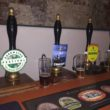Beer lovers got the chance to enjoy a pint beneath the arches an historic church at 'Ales from the Crypt'.