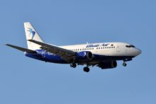 Flight company Blue Air will be stationing a new aircraft at Liverpool John Lennon Airport and linking new destinations to the city.