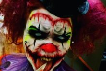 The creepy clown prank phenomenon has made its way to Liverpool, with schools and police on alert after a series of threats.