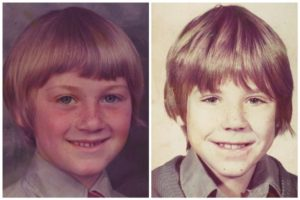 John Greenwood and Gary Miller were murdered in 1980. Photos issued by Merseyside Police