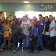 The kettle went on locally and all over the UK for the Macmillan 'World's Biggest Coffee Morning' event.