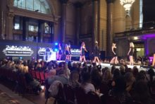 St George's Hall was the location as the North West Fashion Festival returned for its third year.