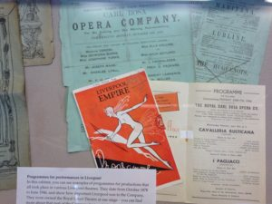 Documents of The Carl Rosa Opera Company © Paige Freshwater