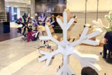Liverpool is set to 'let it snow' this festive season as The Snowflake Trail makes a comeback.