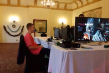 A 24-hour gaming marathon brought enthusiasts together, all in aid of Claire House Children's Hospice.