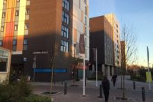 University of Liverpool students have been offered personal security support after two reports of campus assaults.