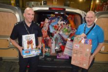A Liverpool children's charity has launched its 41st Christmas appeal to help disadvantaged families.