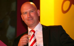 UKIP leadership candidate, Paul Nuttall. Photo © Euro Realist Newsletter Wikimedia Commons