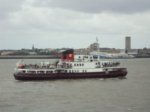 Royal Daffodil on the River Mersey Pic © Wikipedia /Creative Commons