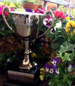 Royal Horticultural Society Trophy © Oxton Society