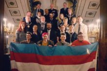 The Museum of Liverpool hosted an event to mark Transgender Day Of Remembrance.