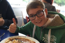 More than £60,000 has been raised for a Wirral teen with a brain tumour to enable him to go back to school.