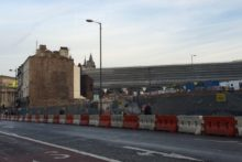 The Lime Street redevelopment is the beginning of a wider initiative to transform the area, according to site builders