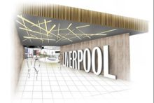 Liverpool airport's £4m project to revamp its departure lounge has started in the final phase of upgrading its facilities