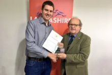 A scheme run by Liverpool Tennis Centre has been voted disability programme of the year.