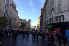 A petition to close stores on Boxing Day has 200,000 signatures, with local workers among those backing it.
