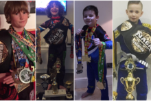 Four children from Merseyside have been invited to take part in an international Brazilian Jiu Jitsu tournament hosted in the USA.