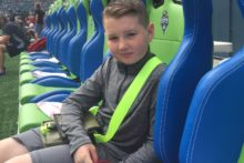 A boy from Bootle is in desperate need of funds to help fly him over to Seattle for cancer treatment.