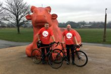 A Merseyside man is organising a city bike ride to raise awareness of the symptoms and treatments of bowel cancer.