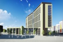 Plans for a new International College by the University of Liverpool have received approval.