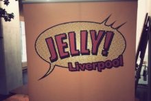 Working independently can be a lonely business at times, but Jelly Liverpool offers support to those who find the going tough.