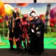 Thousands of sci-fi fantasy fans descended on Liverpool to celebrate the city's second MCM Comic Con.