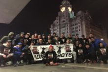 A group of men from Liverpool have challenged themselves to a 120-mile kayak ride in memory of their friend.