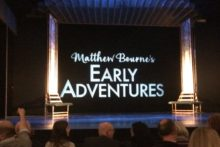 A rewarding experience for newcomers and long-time fans alike, Matthew Bourne's Early Adventures is aptly named.