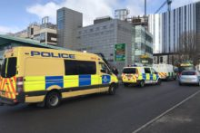 Police have revealed that the dead man found in Liverpool city centre bushes was homeless.