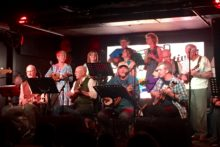 The world-famous Cavern Club hosted its first ever Ukulele Festival, with a sell-out crowd in attendance.