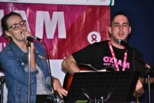 Oxjam festival proved to be a hit with music fans when it when came to Wallasey.