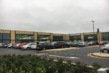 Liverpool Shopping Park has finally opened its doors for the first time after more than a year of being under construction.