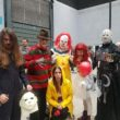 Fans of all things gore gathered at Kings Dock for frightfully good entertainment at Horror Con.