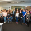 The BBC's Director General Lord Hall joined JMU Journalism students ahead of his Roscoe Lecture.