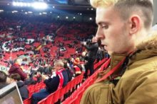 JMU Journalism Sport's Evan Fyfe and Oli Fell report live at Liverpool's Champions League match against Maribor.