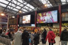 Liverpool is set to have nine digital advertising screens installed across the city.