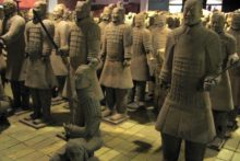 Liverpool's World Museum is gearing up for the Terracotta Army, plus a new event space.