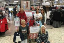 A mother-daughter team aims to help homeless children this Christmas by giving them a pair of new pyjamas.