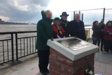 A Dunkirk and Battle of Britain hero from the Wirral has had a memorial unveiled in his honour.